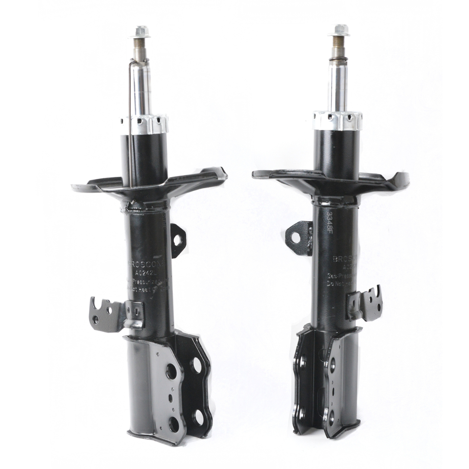 Shocks and Struts,ECCPP Compatible with Front Pair Shock Absorbers Strut Kits 1998 1999 2000 2001 2002 2003 2004 Lexus IS250 2006 2007 2008 2009 2010 2011 2012 2013 IS350 551130 39131 551131 39132