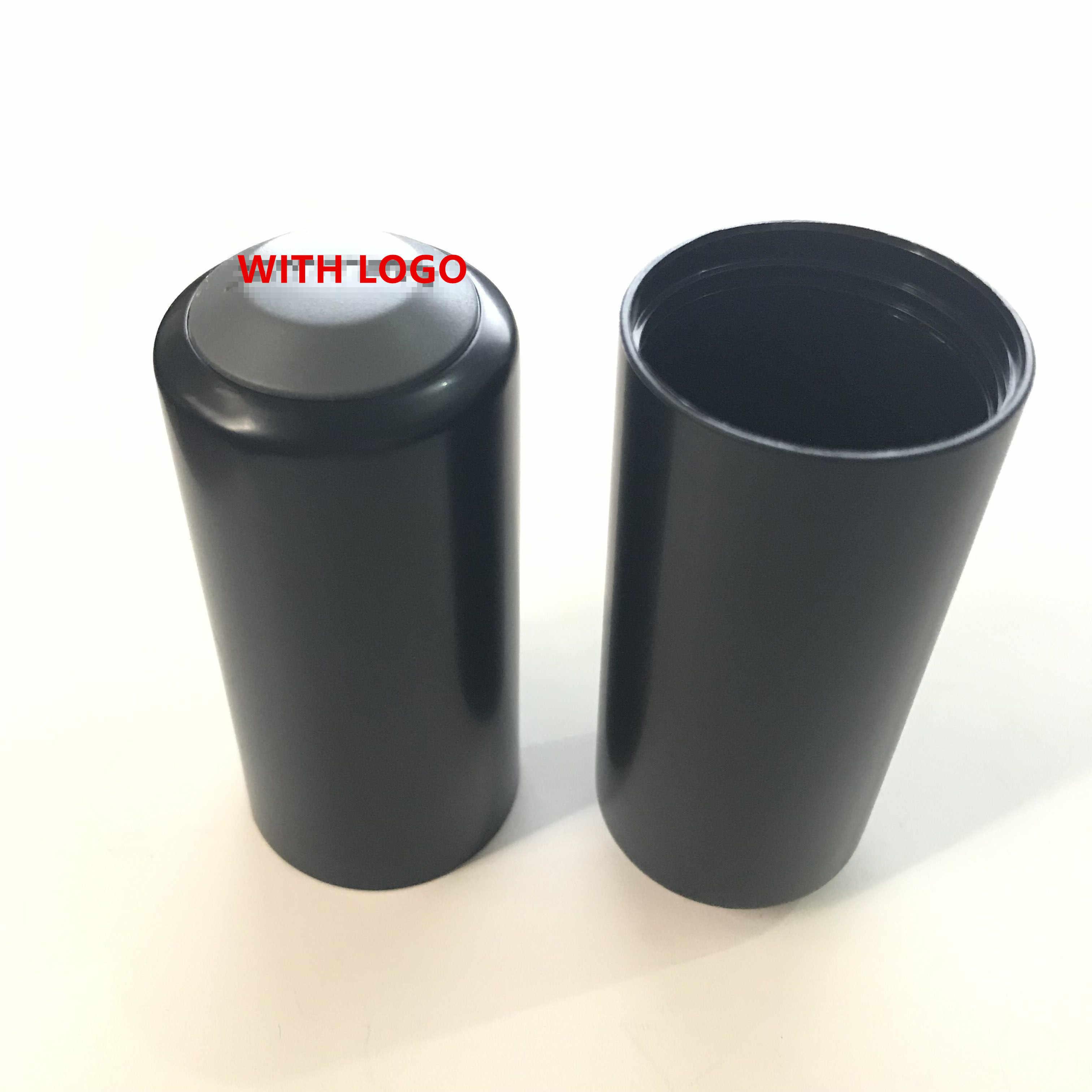 10PC 新ワイヤレスマイクカバーバッテリーネジキャップカップバックカバー Shure の PGX24 SLX24 SM58 BETA58 ハンドヘルドロゴ