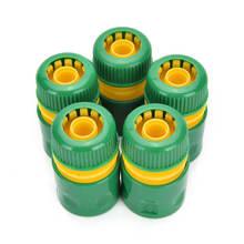 1 шт Быстрый желтый адаптер для воды зеленый фитинг шланга 34