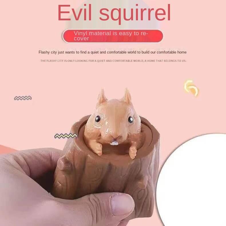 1 x eiserkuchen Squirrel Roller Squirrel Shaper eiserhörnchen