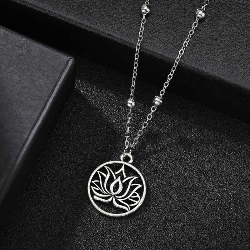 Clássico metal frisado corrente de alta qualidade moda ouro coração com carta pingente colar adequado para o presente aniversário casal
