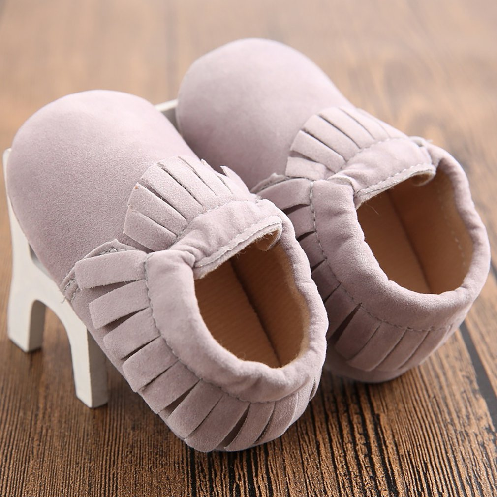 Girls Single Shoes Princess Shoes Children's Shoes Baby Shoes Peas Shoes