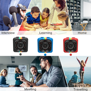 Image 2 - SQ11 Mini Camera HD 1080P Sensor Night Vision Camcorder Motion DVR Micro Camera DV Sport Video mini Camera Sq11