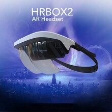 Гарнитура Ar/Vr для Iphone и Android, умные очки Ar, 3D видео, виртуальная реальность, виртуальная реальность