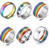 LGBT wedding rings