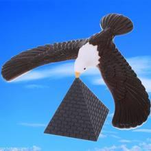 Requintado equilíbrio águia pássaro brinquedo magia manter equilíbrio escritório em casa brinquedo aprendizagem brinquedos do miúdo