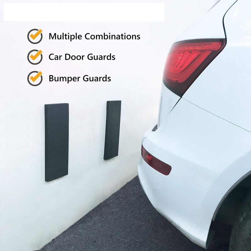 Garage Smith GWP02S Garage Wall Protector Car Door Protectors, Designed in Germany (5-Pack)