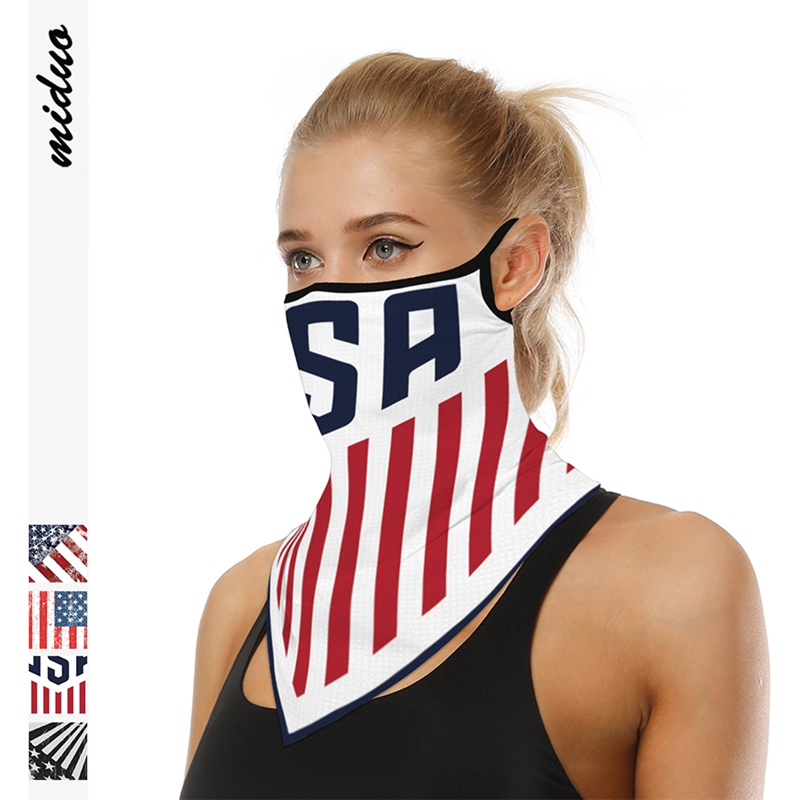 Outdoor Fashion Printed Face Cover Scarf For Cycling And Bike Riding 2
