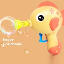 Kids Children Bubble Gun Toys One-Key Camera Automatic Music Bubble Machine Toy Bubble Machine 100ml Sports Soap Bubble Maker