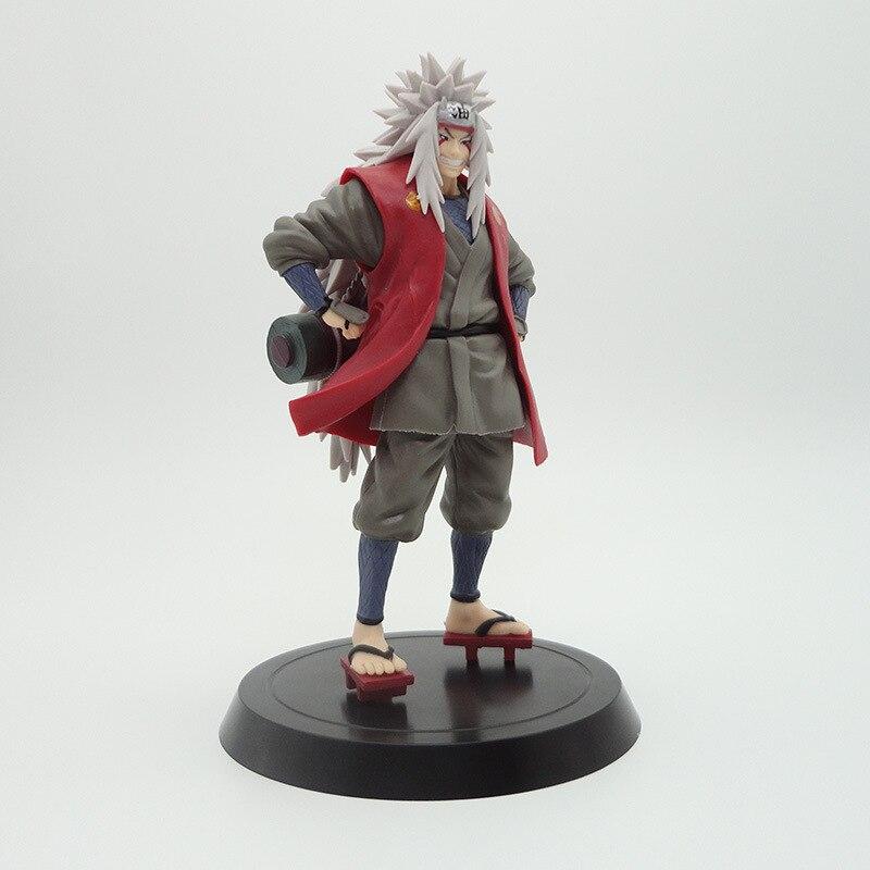 Figuras de acción de Naruto, modelo coleccionable de PVC, Jiraya, Gama Sennin, juguetes de decoración para el hogar, regalo para niños
