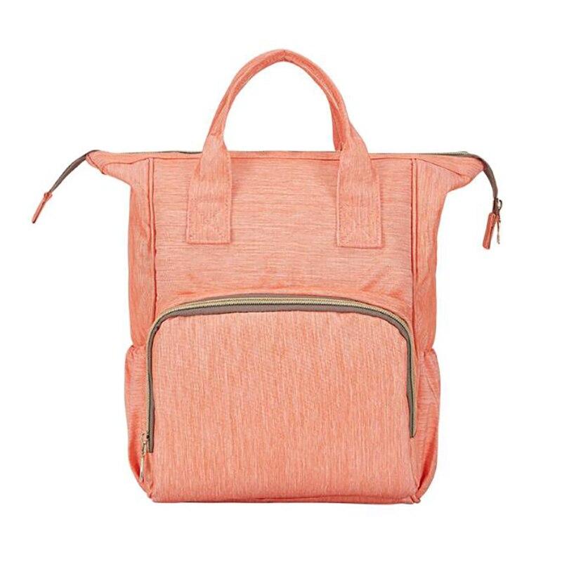 Mummy Bag Multifunction Travel Nappy Bag Diaper Waterproof Backpack Handbag Waterproof Large  Capacity BFR006