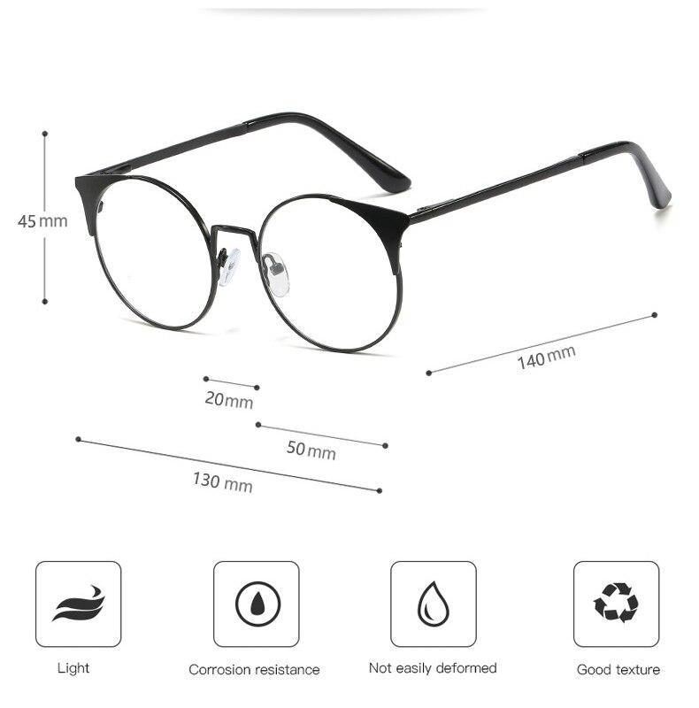 okulary damskie kocie oczy cat eye 1590