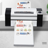 Desktop A4 Paper Cutting Plotter Sign Sticker Label Cutter Automatic Self adhesive Sticker Label Die Cutting Machine Home Office