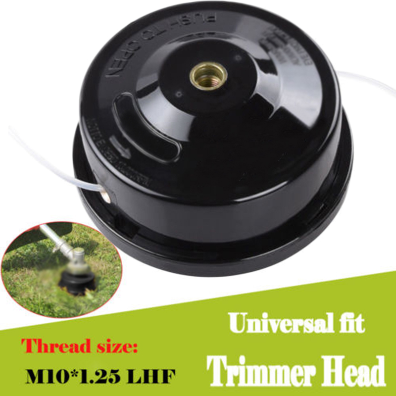 UK Stock Petrol Strimmer Trimmer Head Bump Feed Line Spool Brush Cutter Grass