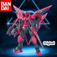BANDAI PPGN-001 EXIA Dark Matter Full Saber modelo personalizado Gundam MG 1/100 Tabla de acción fuera de impresión punto raro niños montado