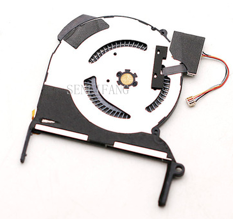 Free Shipping Original For Delta ND55C44-17A13 DC5V 0.50A Notebook Built-in Ultra-thin CPU Cooling Fan