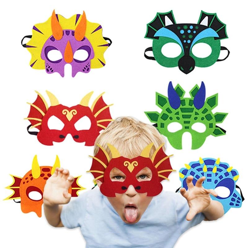 1-pcs-Kids-Birthday-Party-Felt-Masks-Children-Boy-Girl-Dinosaur-Costume-Dress-up-Masque-Cosplay (1)