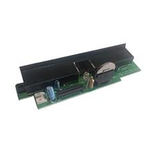 Conector slot 2 pinos 3 pinos para sega dreamcast dc controlador joysticker conectar plug slot console vai