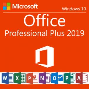 Microsoft Office 2019 Digital License Key