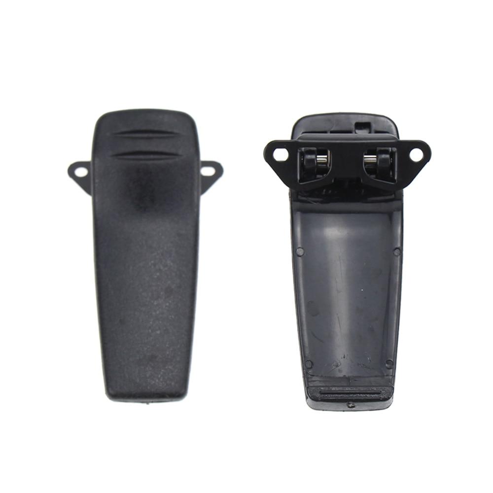 Walkie Talkie Belt Clip For ICOM BP-209 BP-210 BP-222 BP-209N BP-210N BP-222N IC-A6 IC-A6E
