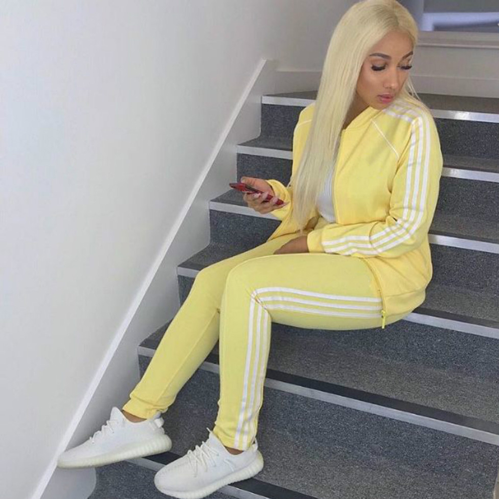 Chandal Clothes Knitted 2 Piece Set Women Summer Tracksuit Fitness Set Ropa Casual Mujer Lounge Wear Roupas Conjunto Feminino