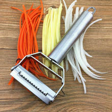 Portable Dapur Kentang Cutter Slicer Stainless Steel Dapur Alat Pemotong(China)
