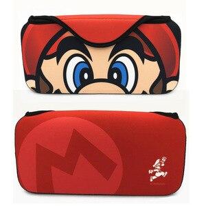Image 5 - נסיעות חפצים תיק נשיאה עבור Nintendo מתג NS מגן תיבת משחק עבור Nintend מתג כיסוי מגן חנות פאוץ