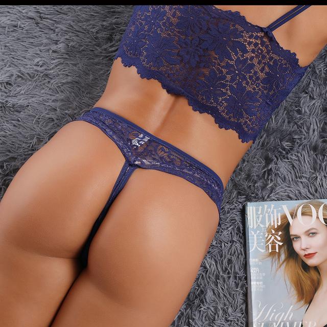 Women Lace Panties Lingerie
