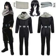 Anime My Hero Academia Cosplay Costumes Aizawa Shouta Cospla