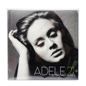 Image 2 - 50PCS Resealable 4 Mil Flap Outer Plastic Vinyl Record Outer Sleeves for 12 Normal LP GATEFOLD 2LP