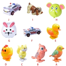 New Wind Up Animal Toy MIni Pull Back Car Kids Toy Gift Party Bag Filler Gag