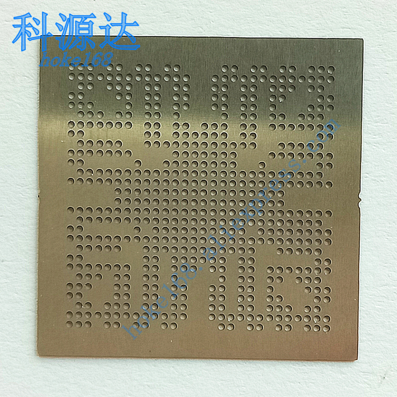 Applicable To: TCC8801 8801 Reballing Stencil BGA Steel Mesh In Stock