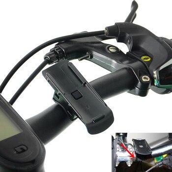 Soporte GPS para manillar de bicicleta y motocicleta, eTrex para Garmin, Dakota...