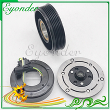 Magnetic Clutch-Pulley Air-Conditoning-Compressor AC for Land-Rover 4-Iv Jaguar Xf/Xj/3.0/Lr058017