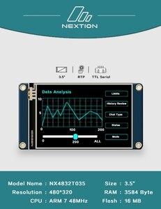 Image 1 - 2.4 2.8 3.2 3.5 pouces Nextion ihm Intelligent Intelligent USART UART spi écran tactile TFT LCD Module pour framboise Pi 2 A + B + uno mega
