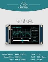 2.4 2.8 3.2 3.5 Cal Nextion HMI inteligentny inteligentny USART UART SPI dotykowy moduł TFT LCD wyświetlacz dla Raspberry Pi 2 A + B + UNO MEGA