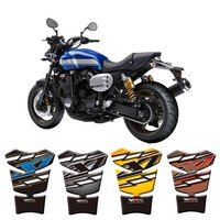 Motorcycle Sticker For Yamaha XJR1200 XJR1300 Motorcycle 3D Tank Pad Protective Decals Stickers