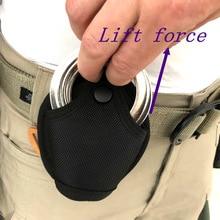 التكتيكية تكبيل حامل حقيبة العسكرية القياسية تكبيل حالة حزام حلقة الحقيبة متعددة الوظائف العالمي سحب سريع حقيبة