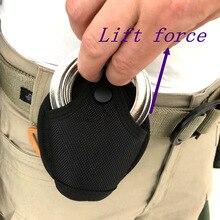 Tactical Manette Manette Della Cassa Della Cinghia del Sacchetto del Supporto di Standard Militari Loop Sacchetto Multifunzionale Sacchetto di Tiro Rapido Universale