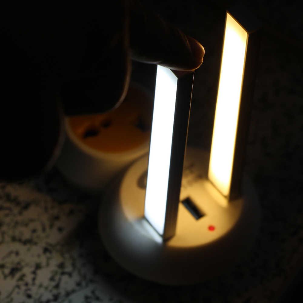 נייד מיני USB LED לילה אור 24 led קמפינג מנורת קריאת הנורה מחשבים ניידים מחשב נייד נייד כוח מטען חם לבן