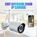 Wanscam K22 HD 1080P 2.0MP Беспроводная ip-камера безопасности Водонепроницаемая камера ночного видения IR-CUT камера наблюдения H.264 цилиндрическая камер...