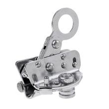 Attache de corde Ascender 25KN ajusteur de colonne montante convient à la corde de 14mm-16mm pour l'escalade à bascule arboriste alpinisme