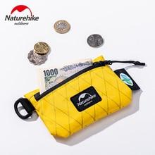 Travel Wallet Naturehike Ultralight Zipper XPAC Waterproof Portable Coin-Purse Short