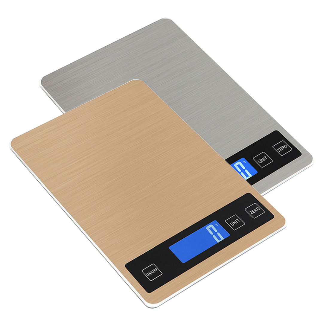 1kg/2kg/5kg 0.1g/1g Electronic Kitchen Scale Digital Food Scale Jewelry Scale Weighing Scale LCD High Precision Measuring Tools