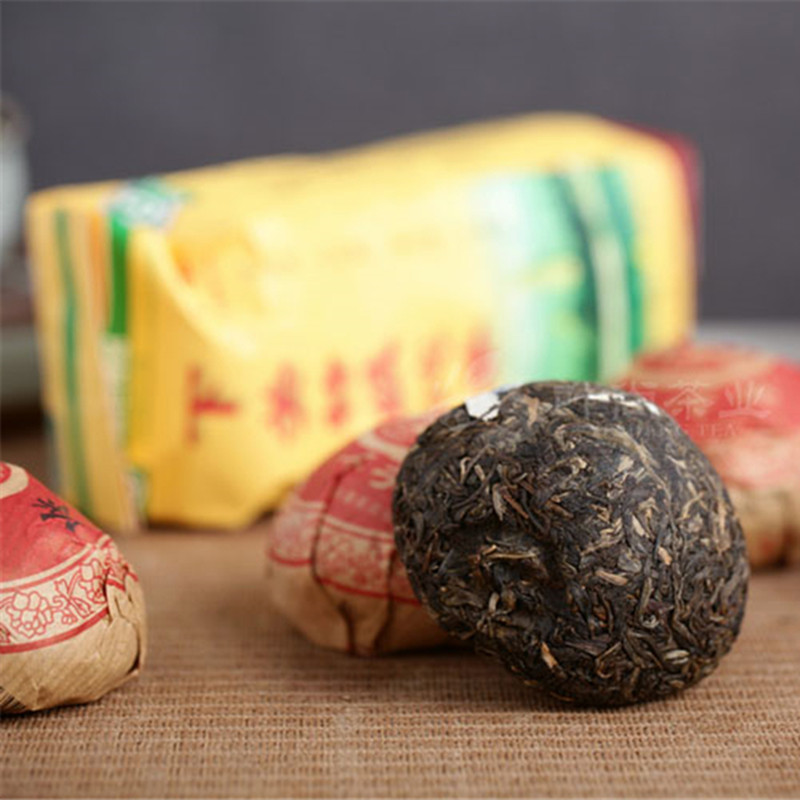 2014 Xiaguan Tuocha Yunnan Shen Pu'er Tea Tuo Cha 500g Raw Pu'er Sheng Pu-erh