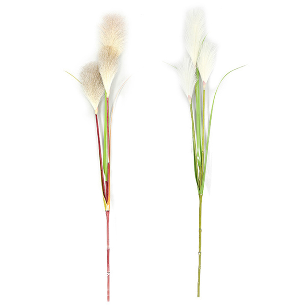 105cm Artificial Flower Fake Reed Palnt Wedding Home Party Decoration Festive Supplies Decorations Flowers