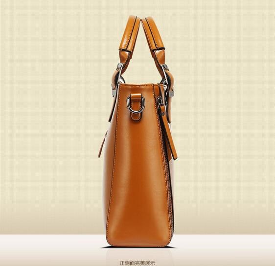100% Genuine leather Women  handbags 2021 new female killer Bag Shoulder Bag Handbag Single Ladies European leather female bag 4