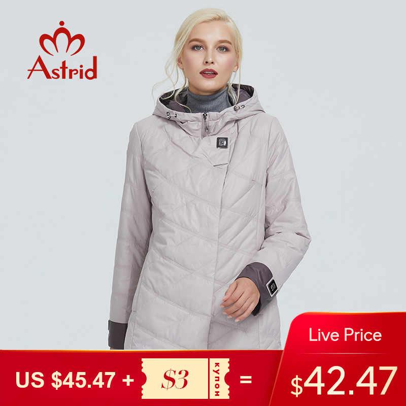 Astrid Winter Frau Jacke unten parkas Professional Plus Größe Marke Frühling Frauen Mantel Großen Größe Winter Jacken Große Größe BIN-2682