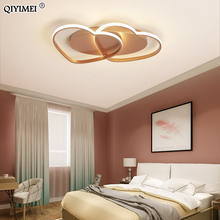 white/coffee Finnish Modern LED Ceiling Lights creative luminaria led teto living room kids room aisle Home DecorationAC85 260V