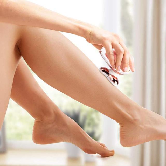 Painless hair removal epilator female shaving machine women razor leg body electric lip shaver for women cheek chin lady shaver 2